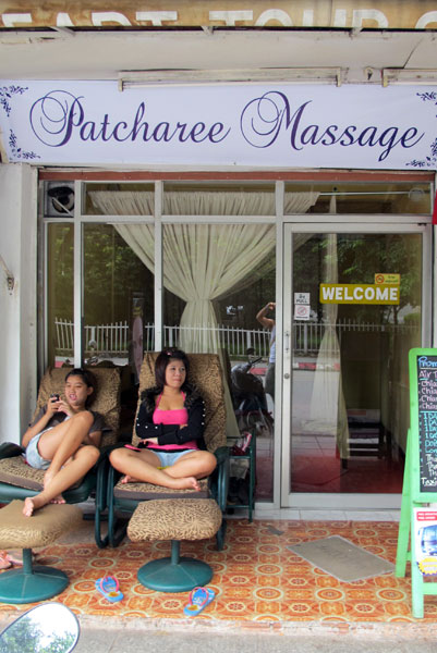 Patcharee Massage