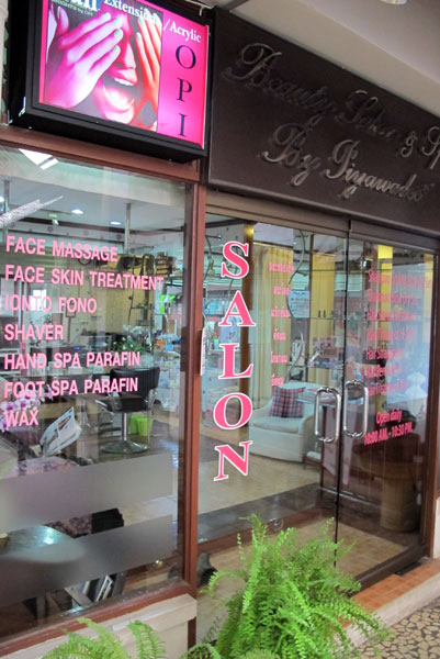 Pavilion Beauty Salon @Pavilion Night Bazaar