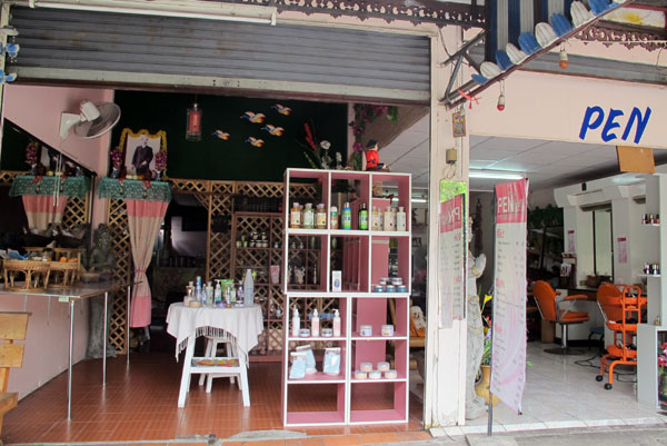 Pen Beauty Salon