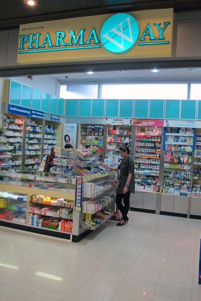 Pharma Way @Chiang Mai Airport