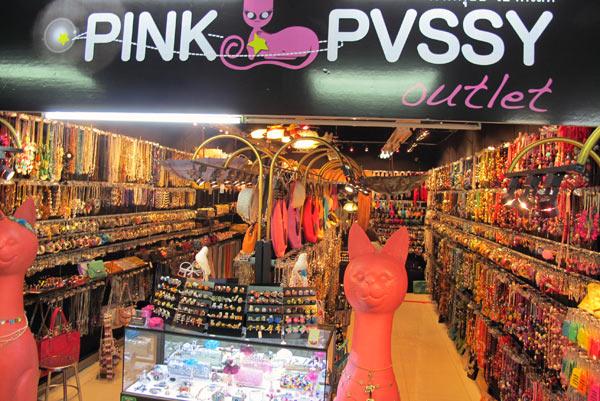 Pink Pvssy @Kad Suan Kaew
