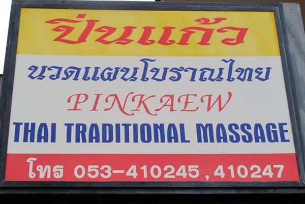 Pinkaew Thai Traditional Massage
