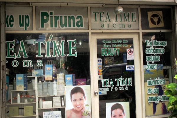 Piruna Tea Time Aroma
