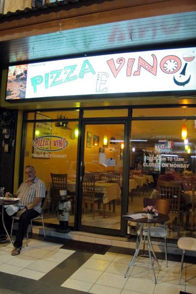 Chiang mai italian restaurants for Antique thai cuisine san diego