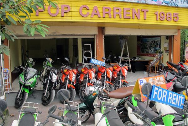 POP Car Rental (Moon Mueang Rd)