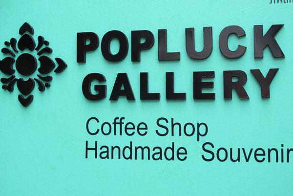 Popluck Coffee Shop