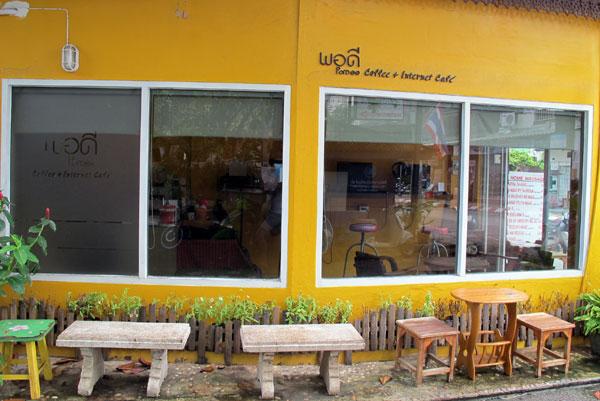 Pordee Coffee Shop