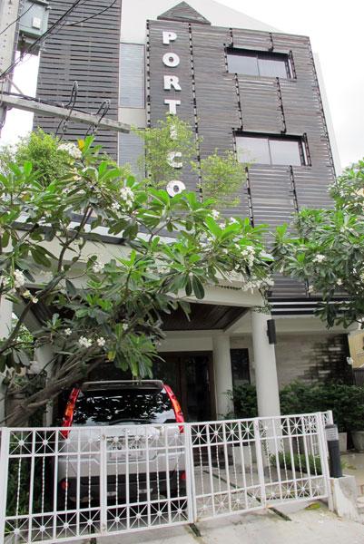 Portico 21 Hotel