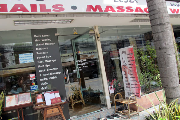 Prarina Massage