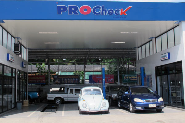 PROCheck @Local Gas Station (Mueang Samut Rd)