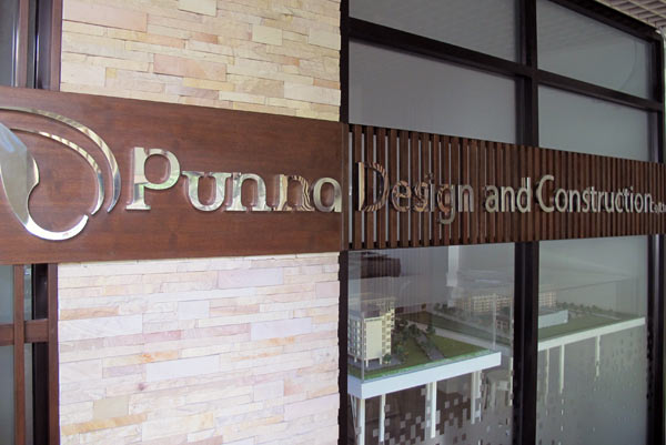Punna Design & Construction @Punna Place Nimman Soi 6
