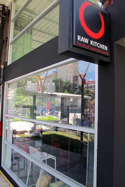 Raw Kitchen @de Marche