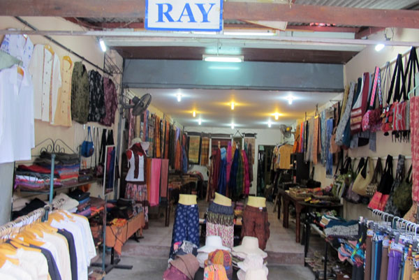 RAY (Clothes Shop)