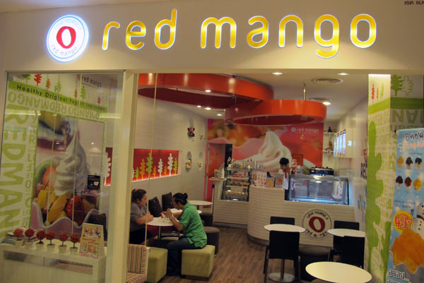 Red Mango @Central Airport Plaza