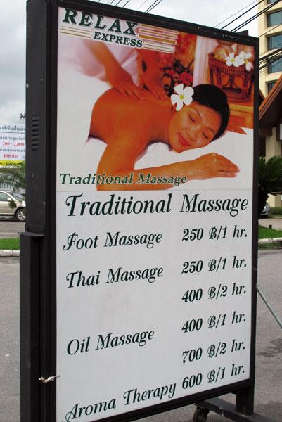 Relax Express Massage (@Grandview Hotel)