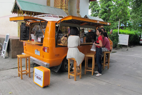 Republic Coffee @Wat Si Goet