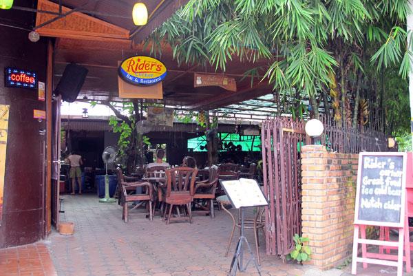 Rider's Corner Bar & Restaurant