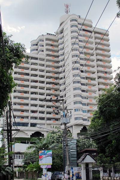 Rim Ping Condominium (Rimping condo)