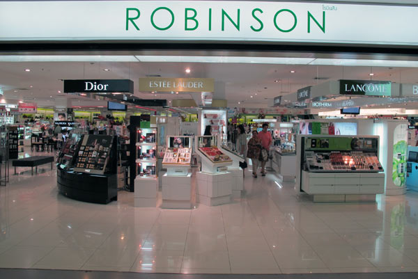 Robinson @Central Airport Plaza