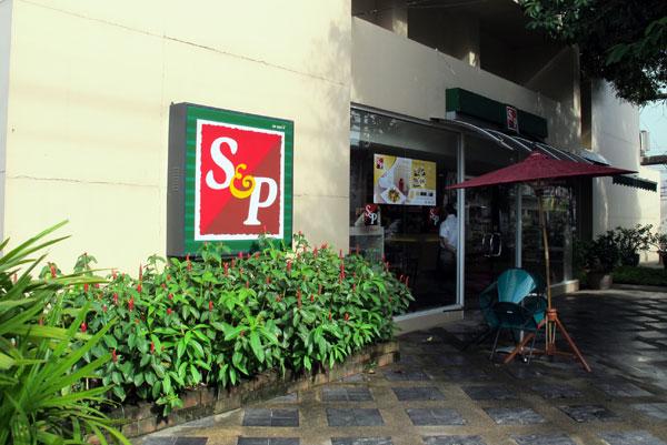 S&P @Rimping Supermarket Nawarat Branch