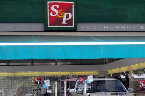 S&P Restaurant (Manee Nopparat Rd)