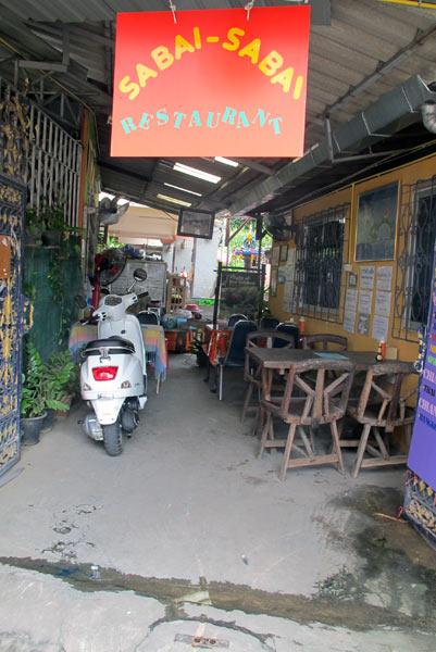 Sabai-Sabai Restaurant