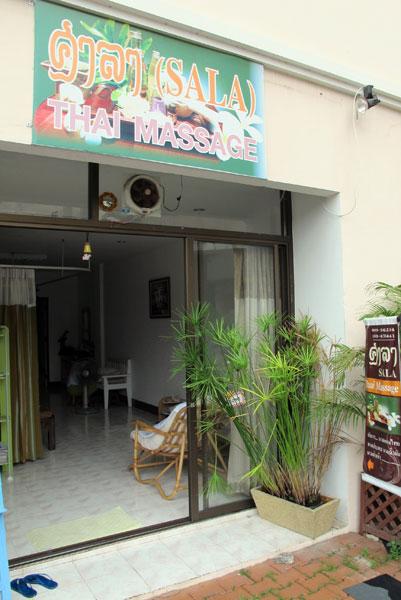 Sala thai massage