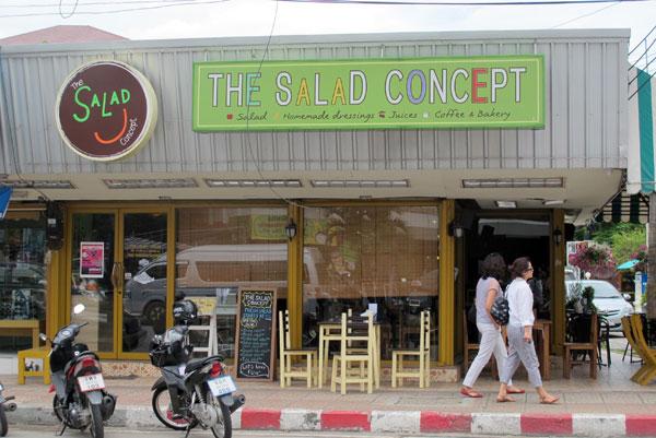 The Salad Concept (Nimman)