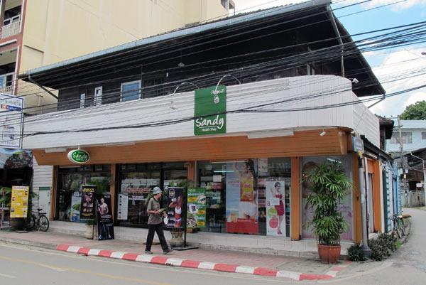Sandy Health Shop