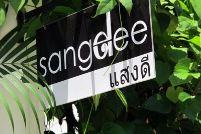 Sangdee Gallery & Cafe