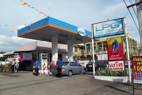 Save Gas LPG (Chiang Mai - Lamphun Rd)