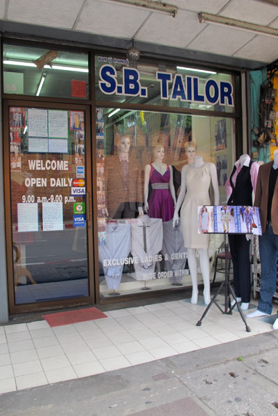 S.B. Tailor