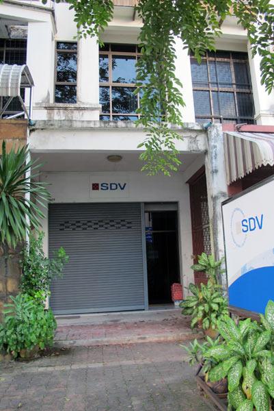 SDV International Logistics @Chiang Mai Land