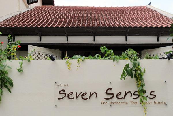 Seven Senses Guest House