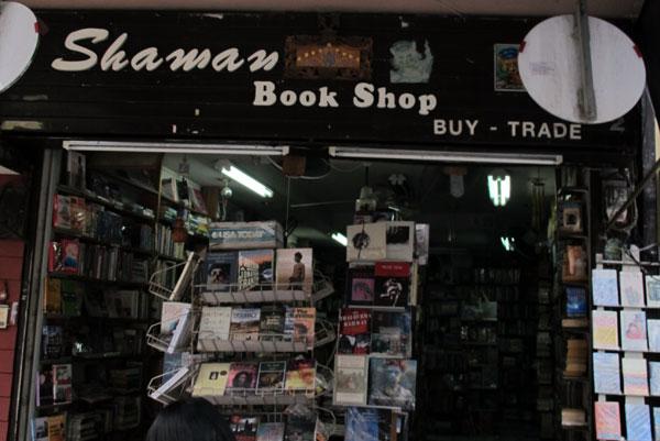 Shaman Book Shop