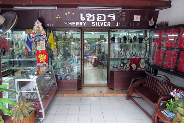 Sherry Silver Jewelry