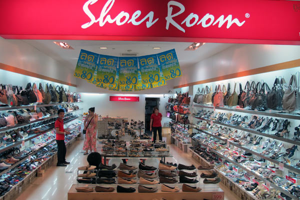 Shoes Room @Central Airport Plaza