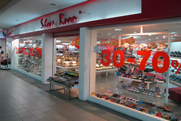 Shoes Room @Kad Suan Kaew