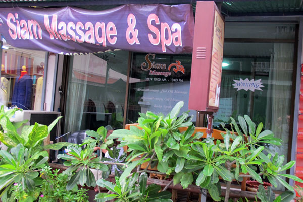 Siam Massage & Spa