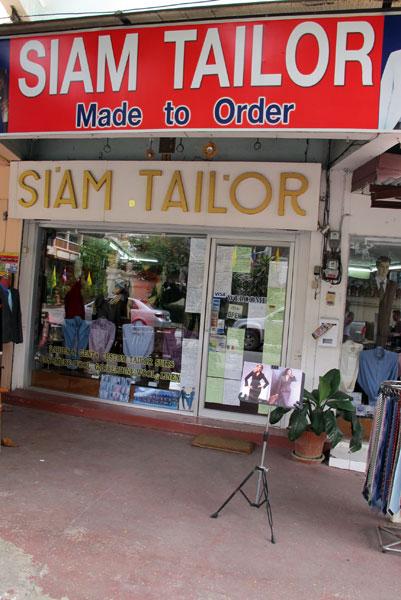 Siam Tailor