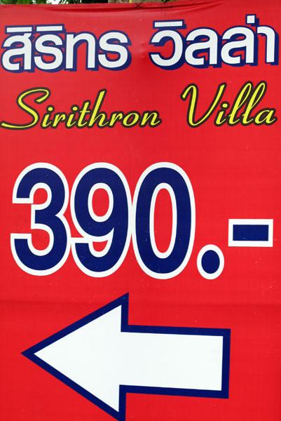 Sirithron Villa