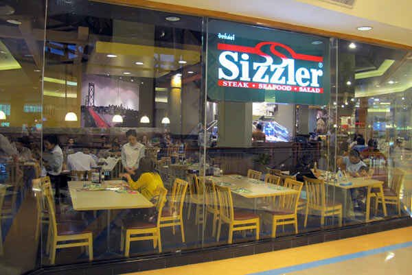 Sizzler @Central Airport Plaza