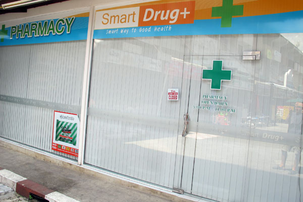 Smart Drug+ @Anusarn Market