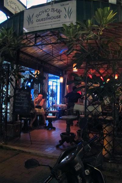 Soho Bar & Guesthouse