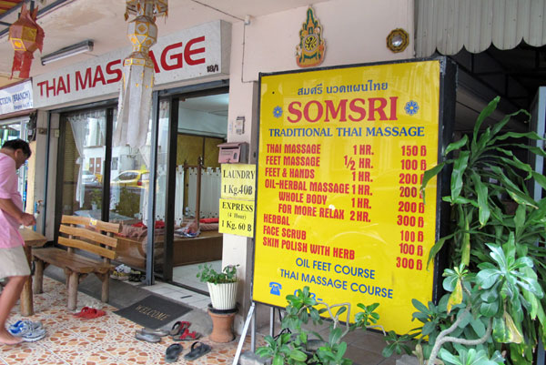 Somsri Traditional Thai Massage