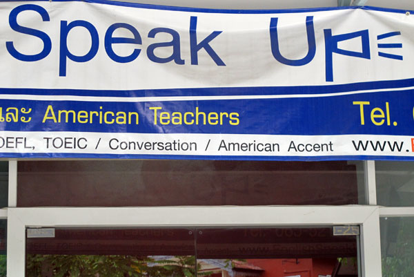 English Speak Up