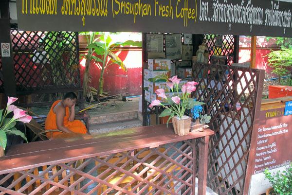 Srisuphan Fresh Coffee @Wat Srisuphan