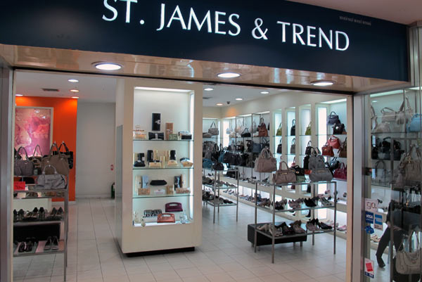 St. James & Trend @Central Airport Plaza