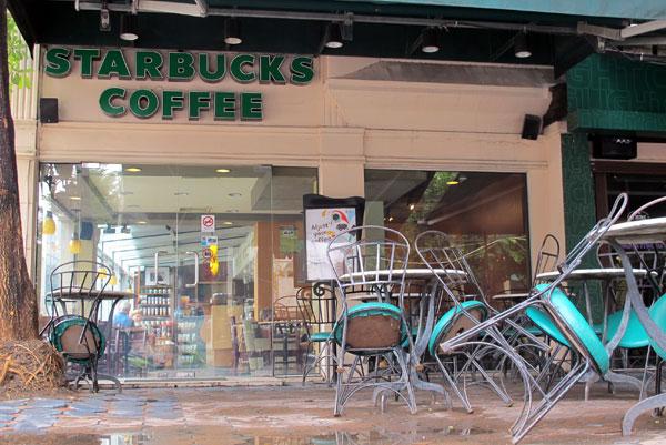 Starbucks (Changklan Branch 1)