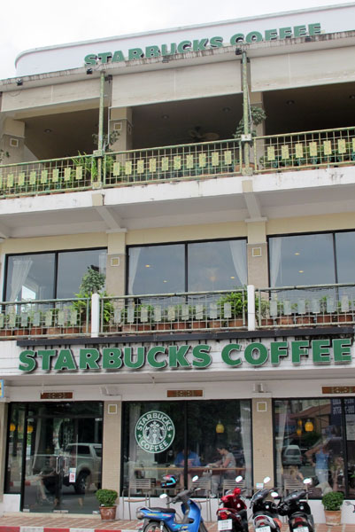 Starbucks (Thapae)